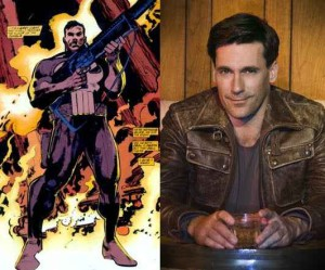 jon hamm punisher