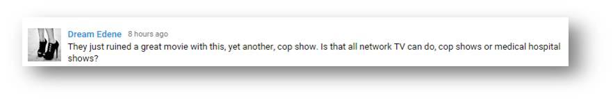 NZT Limitless Cop Show