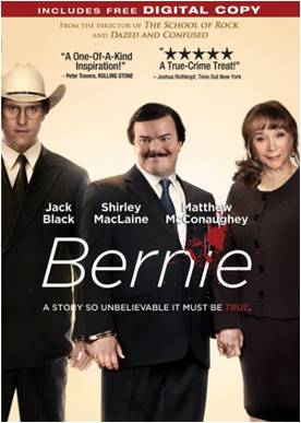 Bernie is one of the most underrated Netflix Comedies