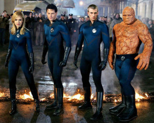 Fantastic Four Original Cast