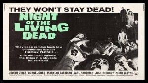 Five old school horror flicks available on Netflix - Night of the Living Dead