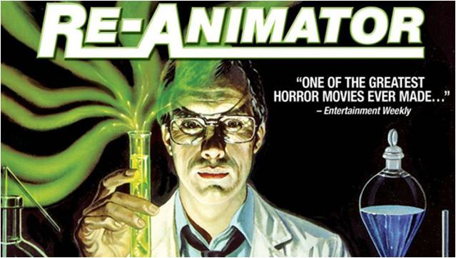 Five old school horror flicks available on Netflix - ReAnimator