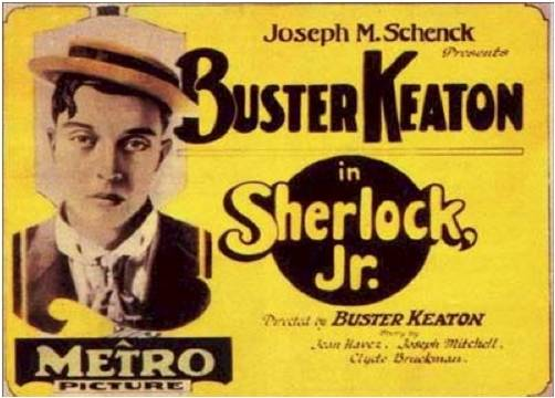 Sherlock Jr is one of the most underrated Netflix Comedies