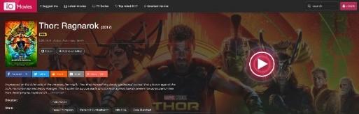 Watch Thor Rangnarok online - IOMOvies