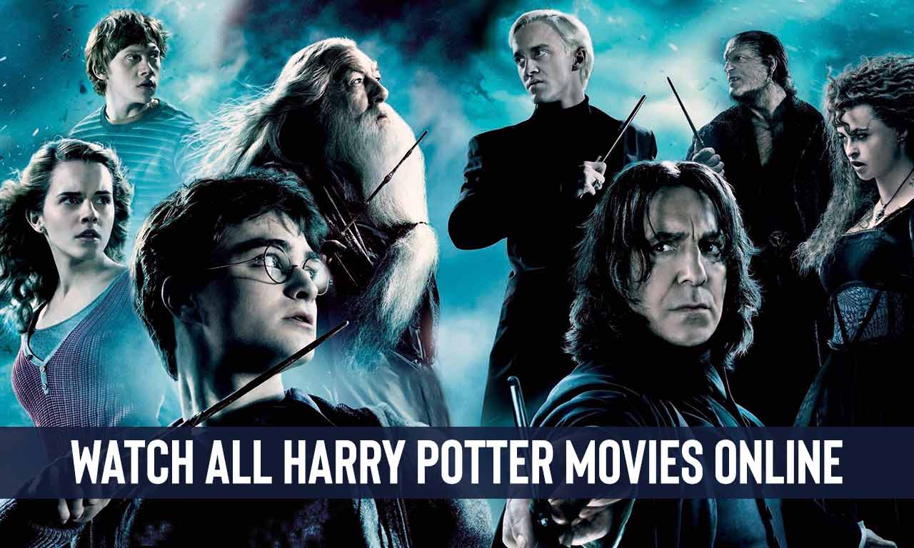 Harry Potter Streaming Online