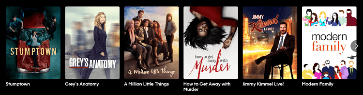 Best ABC Shows to watch
