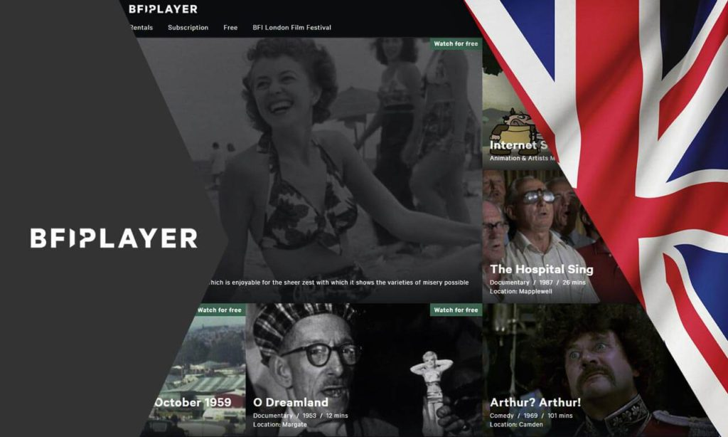 How to Watch BFI Player Outside UK