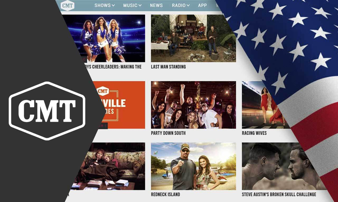 How To Watch Cmt Live Outside Us In 2020 Screenbinge