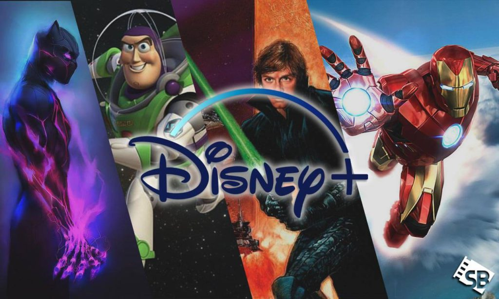Everything on Disney Plus Library- All Movies & Shows