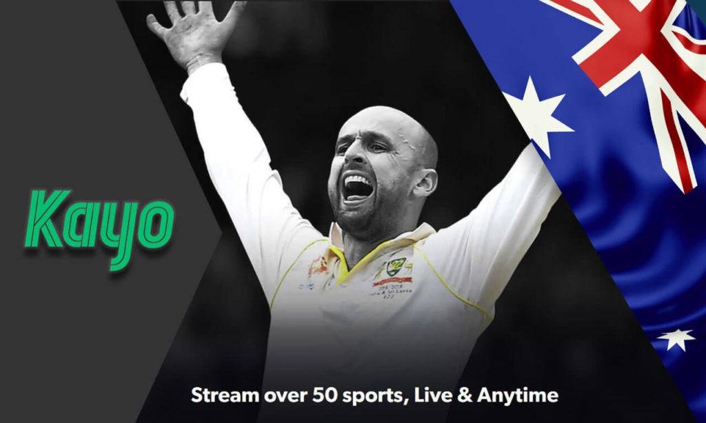 Watch Kayo Sports Outside Australia in 2020