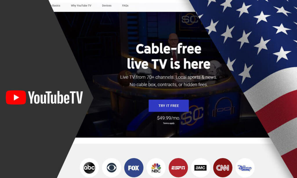 How To Watch Youtube Tv Outside The Us In 2021
