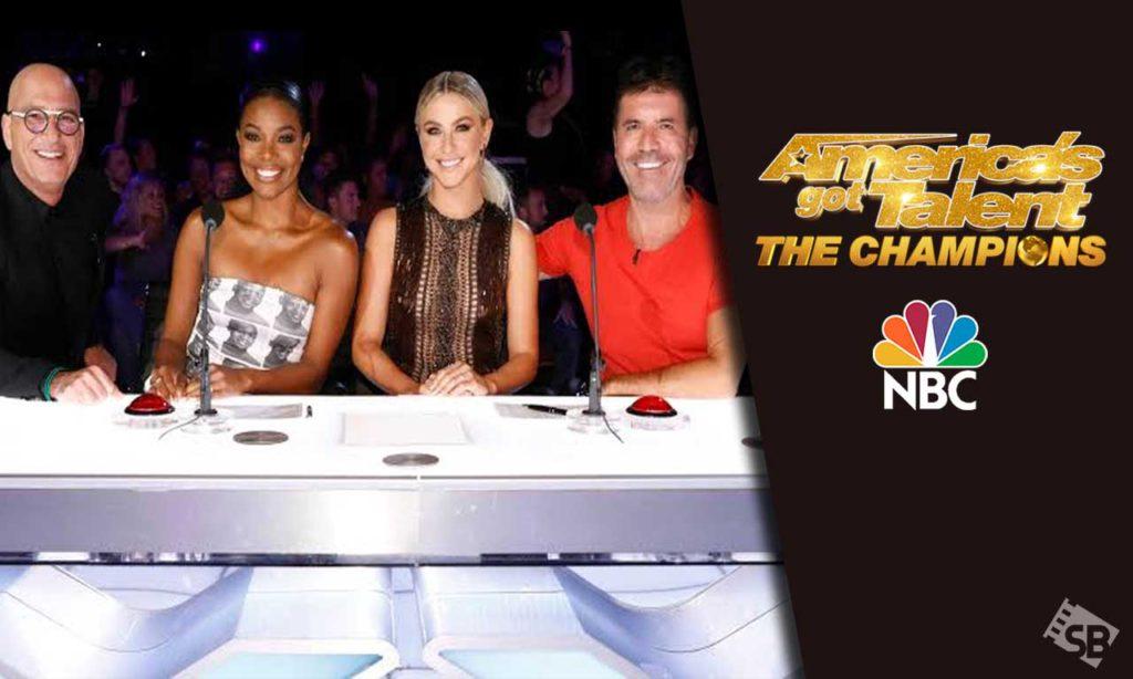 judges on agt champions 2020