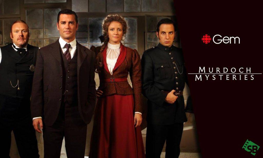 How to Watch Murdoch Mysteries Online: All Season 13