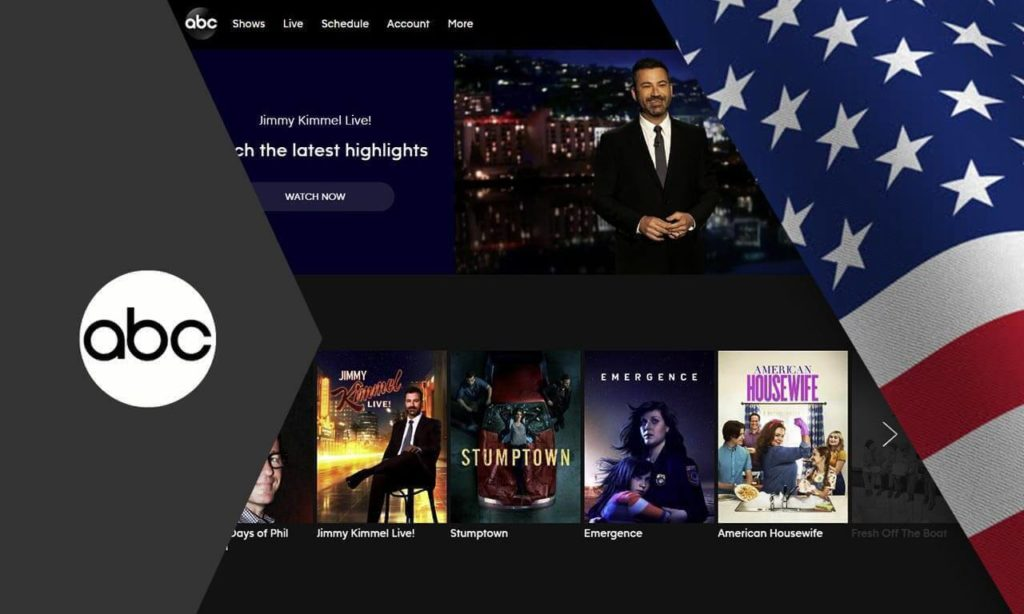 How to Watch ABC in UK from Outside US in 2020