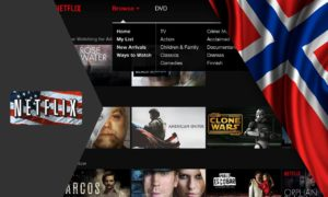 How to Get American Netflix in Norway [2020]