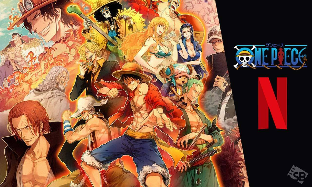 How to Watch One Piece on Netflix (All Seasons) in 2021 ...